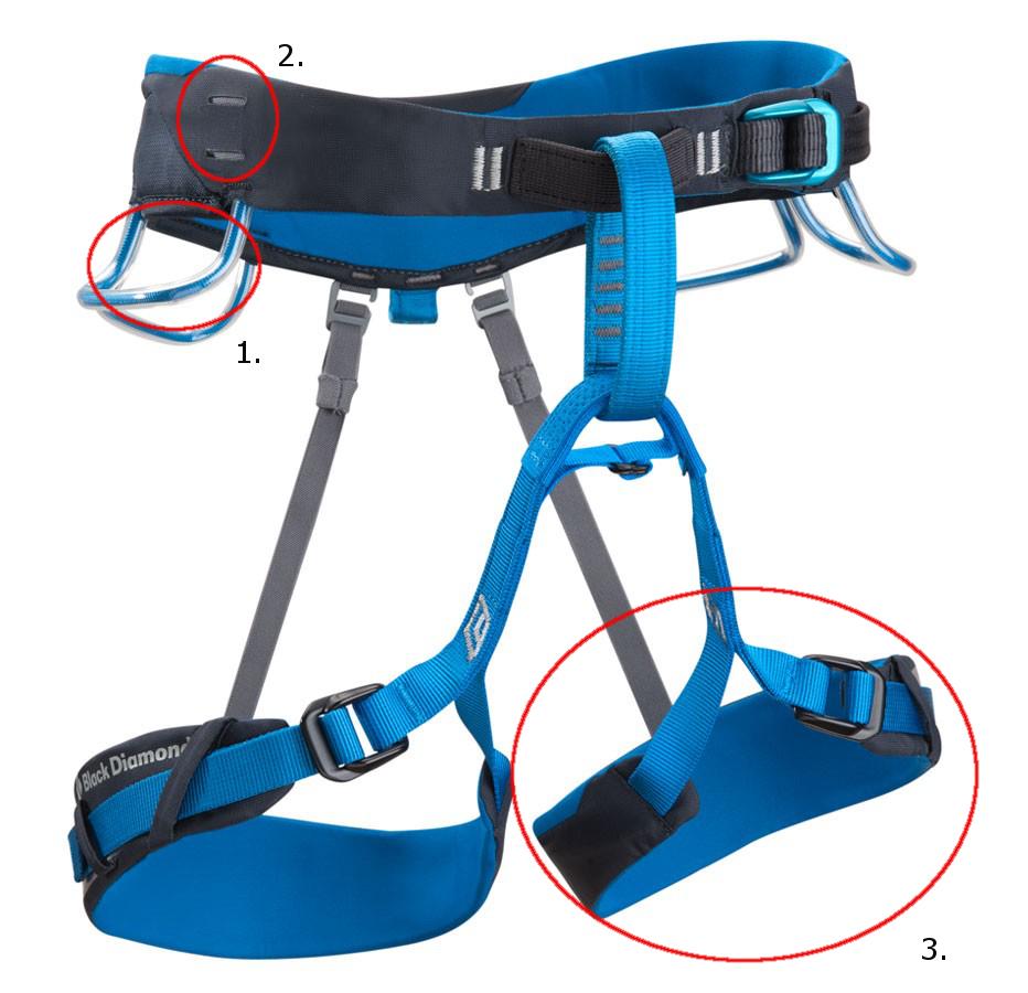 Choose a Climbing Harness | Outdoor Gear Exchange