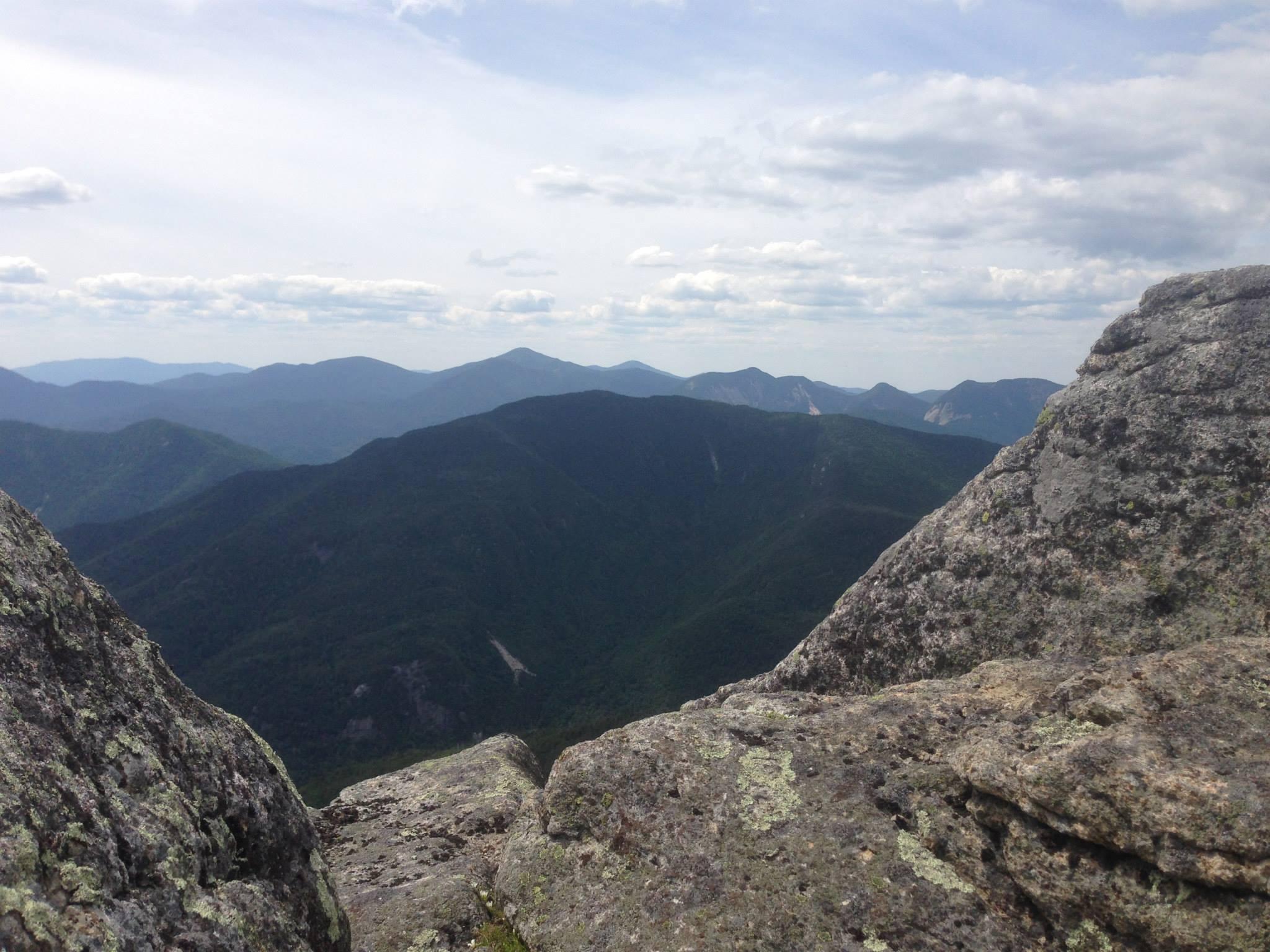 Trip Report Dix Mountain Via Hunter S Pass The Outdoor
