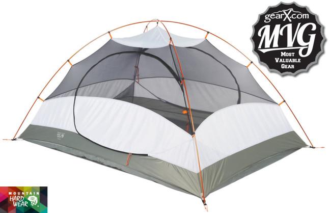 drifter 3 MVG  sc 1 st  Outdoor Gear Exchange & Most Valuable Gear: Mountain Hardwear Drifter 3 DryPitch™ Tent ...