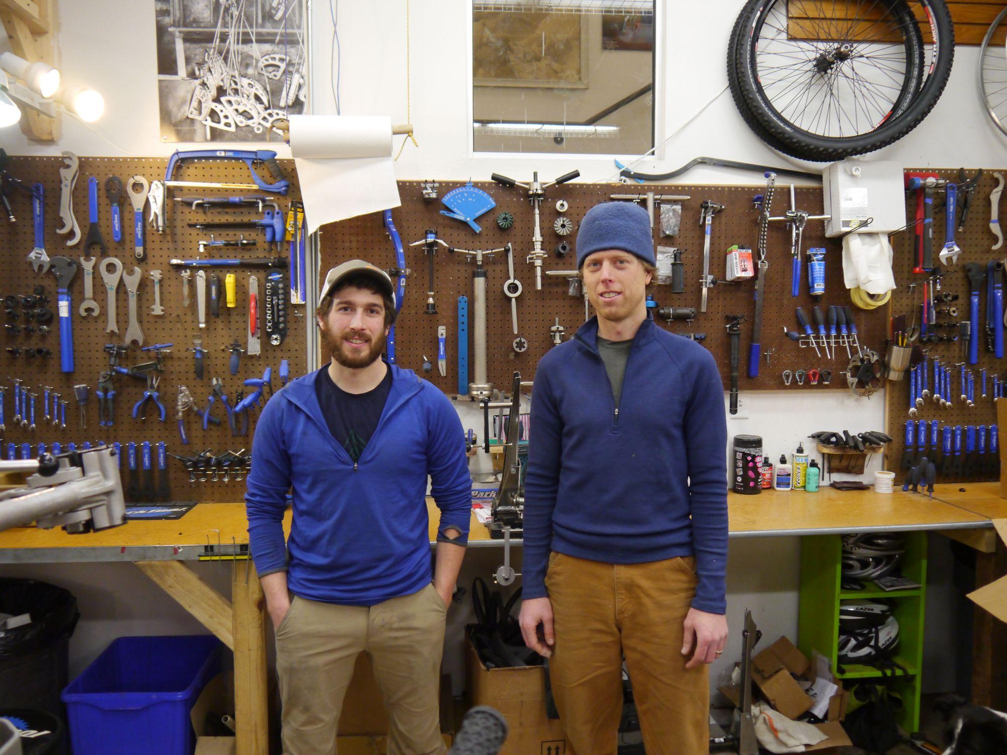 The Outdoor Gear Exchange Bike Service Department The Outdoor