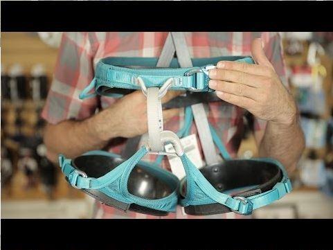 Petzl Klettergurt Adjama Test : Gear review: petzl adjama and luna climbing harnesses the outdoor