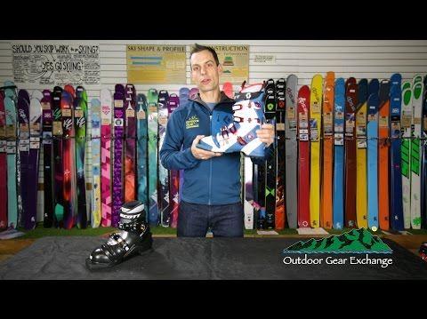 Scott Telemark Boots