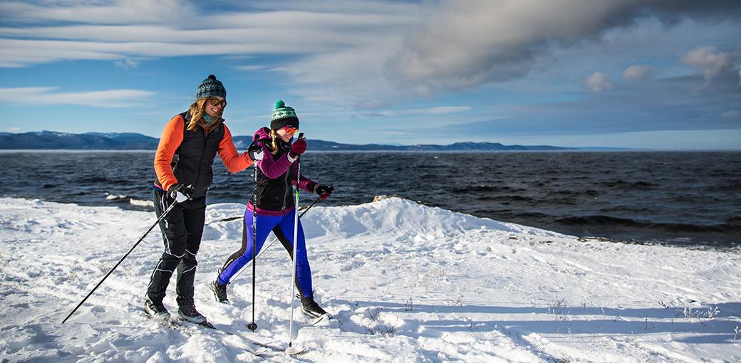Classic Nordic Skiing