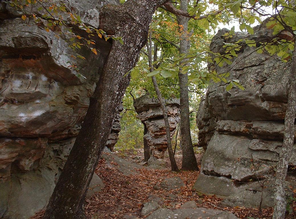 Best spring rock climbing, Rocktown