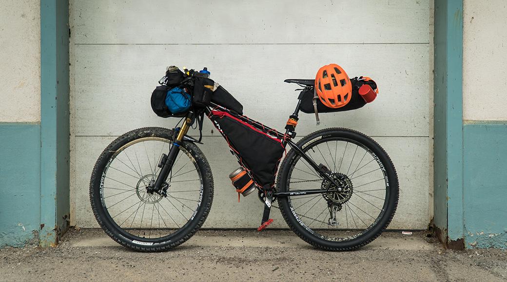 My preferred bikepacking rig