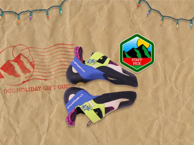 Staff pick 3: The La Sportiva Skwama Climbing Shoes
