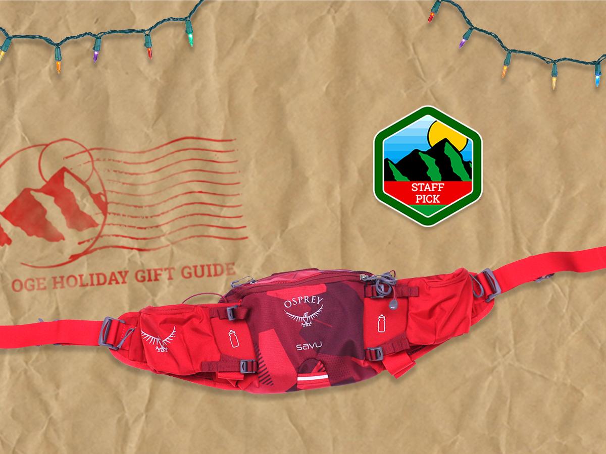 Staff Pick 4: The Osprey Savu Hip Pack