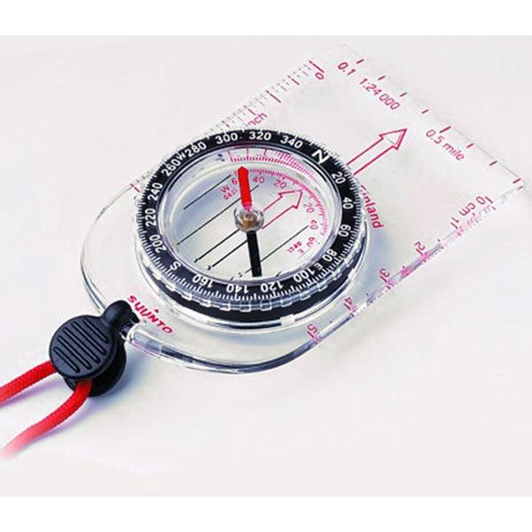 photo: Suunto Partner II compass