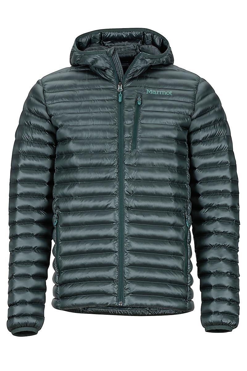 f53538b8e Marmot - Men's Avant Featherless Hoody. Dark Spruce Dark Spruce