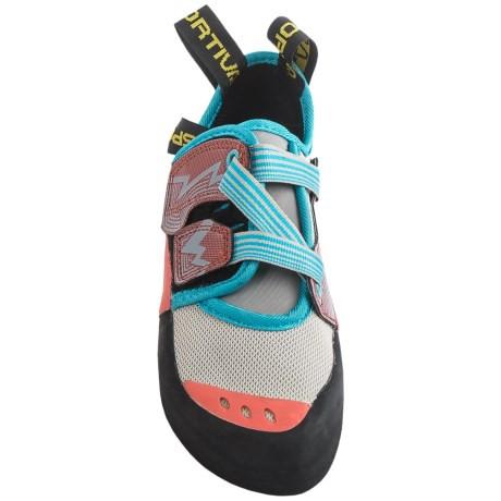 La Sportiva Oxygym Climbing Shoe Women S Review