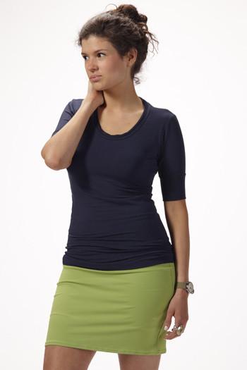 Saria Shirt Black