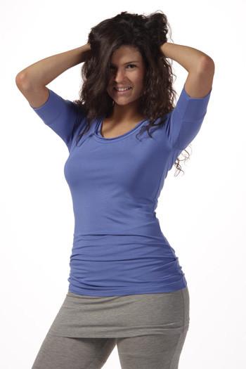 Saria Shirt Periwinkle