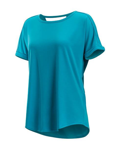 ExOfficio Womens Wanderlux Mijas Short Sleeve
