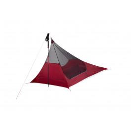 MSR - Thru-Hiker Mesh House 1 Trekking Pole Shelter