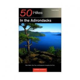 50 Hikes In The Adirondacks (Countryman)