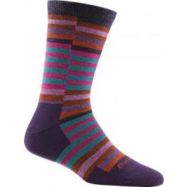 Darn Tough - Women's Offset Stripe Crew Light Sock