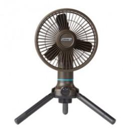 Coleman - OneSource Multi-Speed Fan & Rechargeable Battery