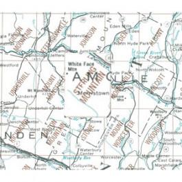USGS - Sterling Mt. Map