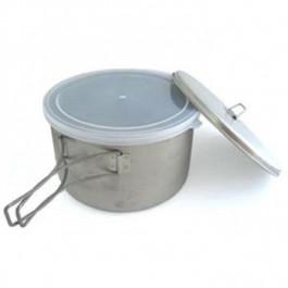 Snowpeak - Cook N Save 1.9L Titanium Pot