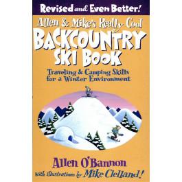 Allen & Mike's Backcountry Ski Book (Falcon)