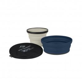 Sea to Summit - X-Set 2-Piece: X-Bowl & X-Mug with X-Pouch