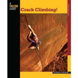 Falcon Guides - Crack Climbing Book