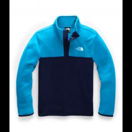 The North Face - Boys' Glacier 1/4 Snap Jacket