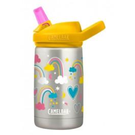Camelbak - Eddy+ Kids 12oz Bottle, Insulated Stainless Steel