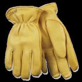 Kinco - Lined Grain Deerskin Glove