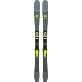 Rossignol - Smash 7 Skis with Xpress 10 B93 Bindings