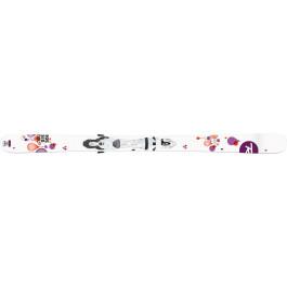 Rossignol - Women's Trixie System Ski with Xelium Saphir 100 Bindings