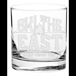 Ski The East - Fireside Whiskey Glass