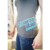 Transition - Women's Split Logo V-Neck