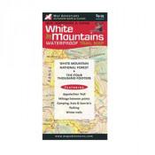 Map Adventures - White Mountain Waterproof Map