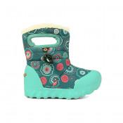 Bogs - Baby B Moc Bullseye Snow Boots