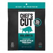 Chef's Cut Jerky - Steak Asian Style Teriyaki Jerky 2.5oz