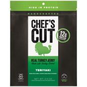 Chef's Cut Jerky - Turkey Jerky Teriyaki 2.5oz