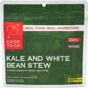 Good To Go - Kale and White Bean Stew