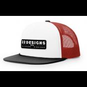 22 Designs - Logo Trucker Hat 22 Designs