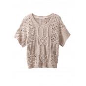 prAna - Patchwork Sweater