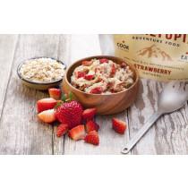 Trailtopia Food - Strawberry Oatmeal