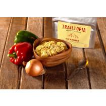 Trailtopia Food - Egg Scramble