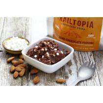 Trailtopia Food - Rocky Road Pudding - Gluten Free