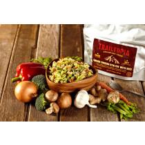 Trailtopia Food - Ginger Chicken Stir Fry - Gluten Free