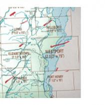 USGS - Westport Map