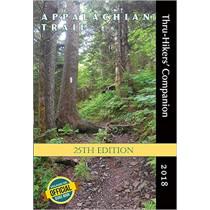 ATC - Appalachain Trail Thru-Hikers' Companion