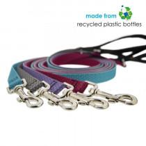 "Lupine - Eco Padded Handle Dog Leash - 1"" Wide  / 6' Long"
