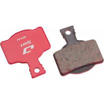 Jagwire Mountain - Sport Semi-Metallic Disc Brake Pads for Magura