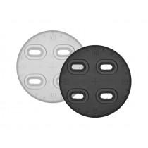 Now Bindings - Mounting Discs 4X4 Nylon
