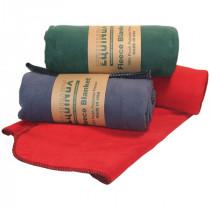 Equinox - Traveler Fleece Blanket